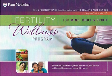 Sign up for the UPenn fertility wellness program
