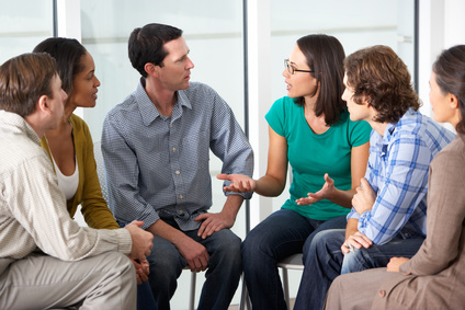 Infertility support group for couples